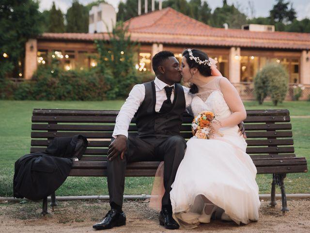 La boda de Irene y Elie