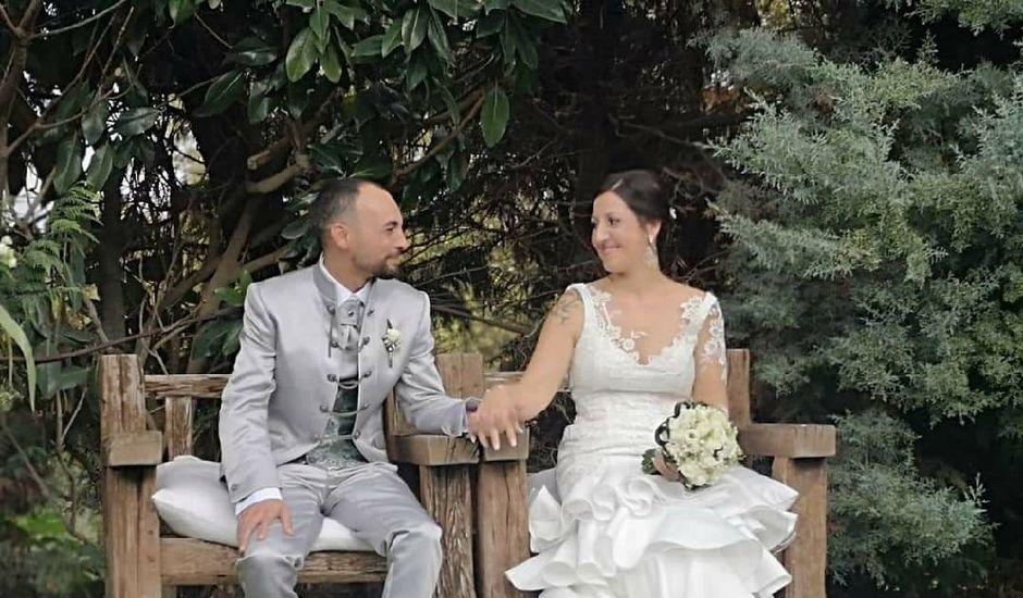La boda de Roberto y Estefania en Sant Fost De Campsentelles, Barcelona