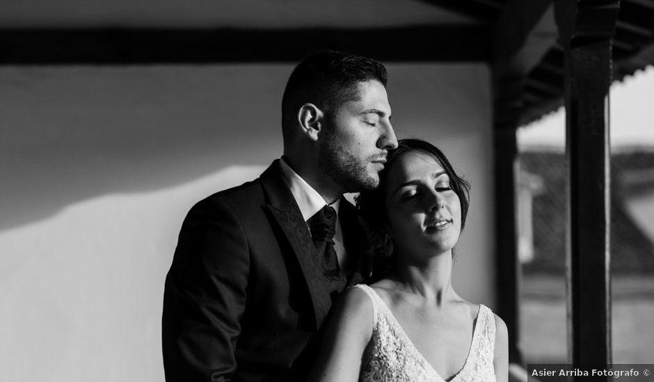 La boda de Ainhoa y Carlos en Villamayor De Santiago, Cuenca