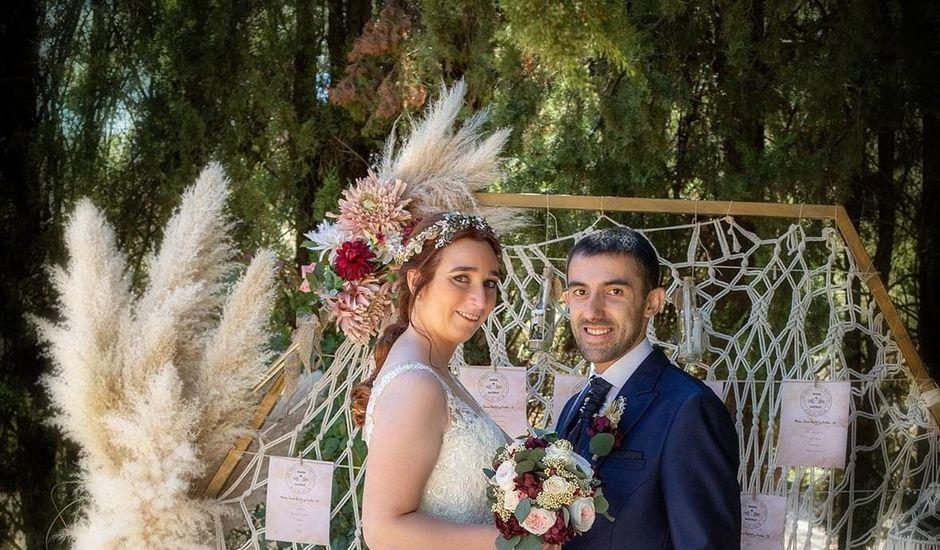 La boda de Sara y Antoni en L' Olleria, Valencia