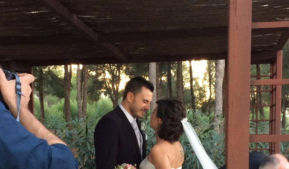 La boda de Enrique y Silvia en Chiva, Valencia