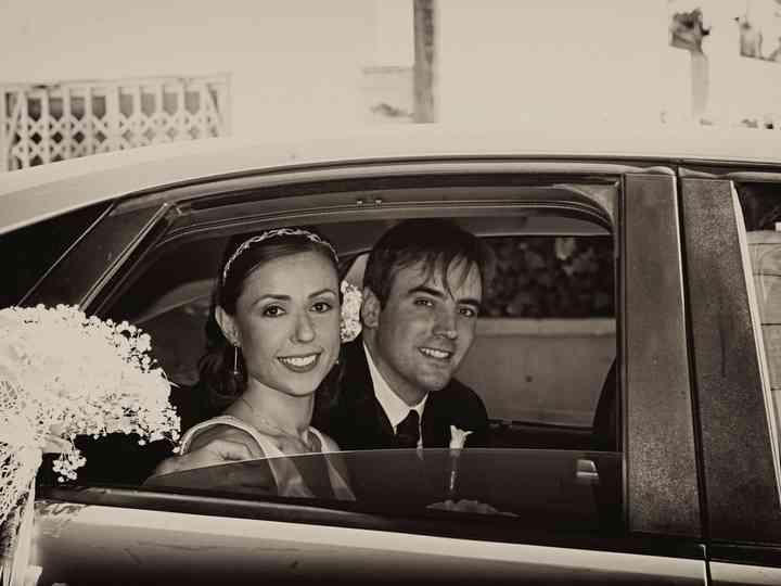La boda de Bea y Gabriel