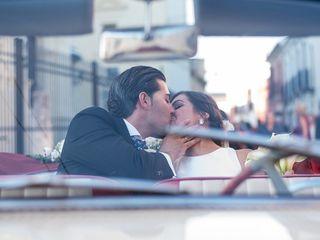 La boda de Rosa y Carlos