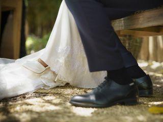 La boda de Silvia y Adrián