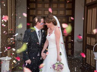 La boda de Leticia y Alvaro