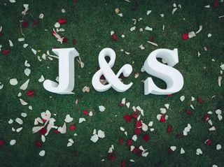 La boda de Jessica y Sergio 1