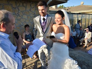 La boda de Jessica y Joaquin