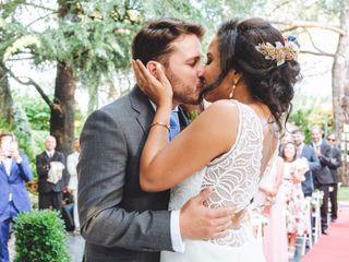 La boda de Marielys y Luis