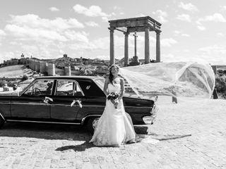 La boda de Dora y Rubén 1