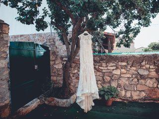 La boda de Pilar y Antonio 1