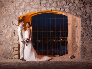 La boda de Loli y Diego
