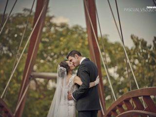 La boda de José palao y Sílvia Fernandez