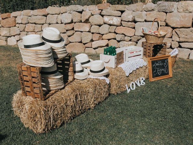 La boda de Miguel y Mercè en Canalda, Lleida 36