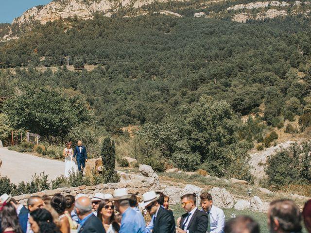 La boda de Miguel y Mercè en Canalda, Lleida 37