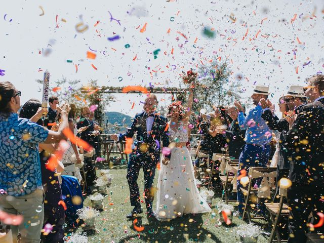 La boda de Miguel y Mercè en Canalda, Lleida 45