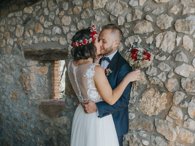 La boda de Miguel y Mercè en Canalda, Lleida 52