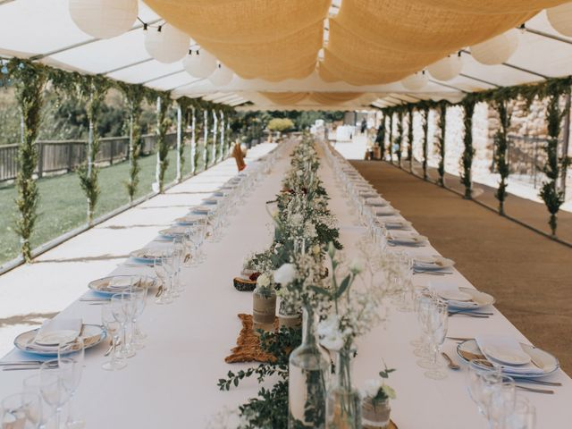La boda de Miguel y Mercè en Canalda, Lleida 57