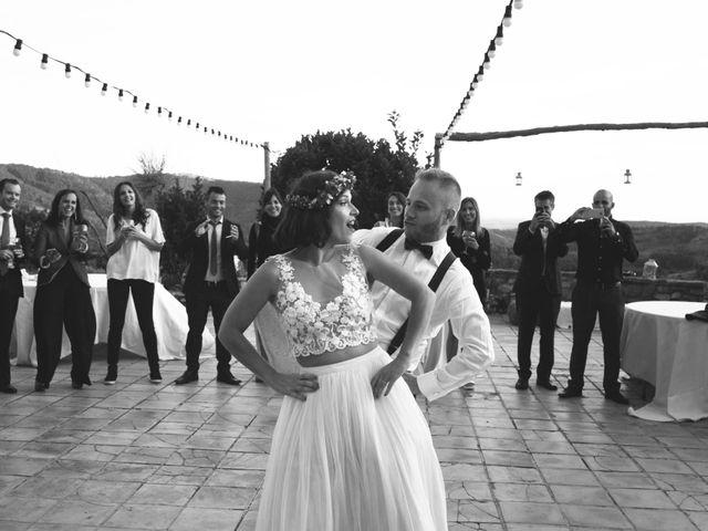 La boda de Miguel y Mercè en Canalda, Lleida 63