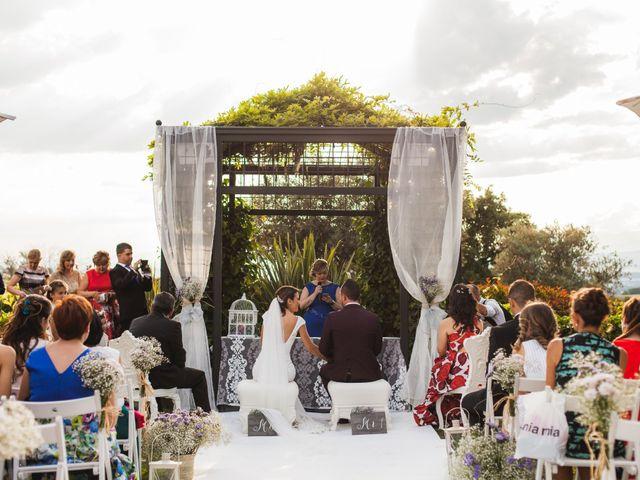 La boda de Javi y Patri en Algete, Madrid 34