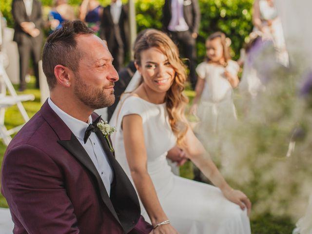 La boda de Javi y Patri en Algete, Madrid 35