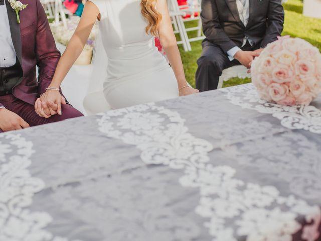 La boda de Javi y Patri en Algete, Madrid 36