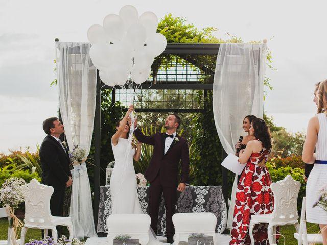 La boda de Javi y Patri en Algete, Madrid 43