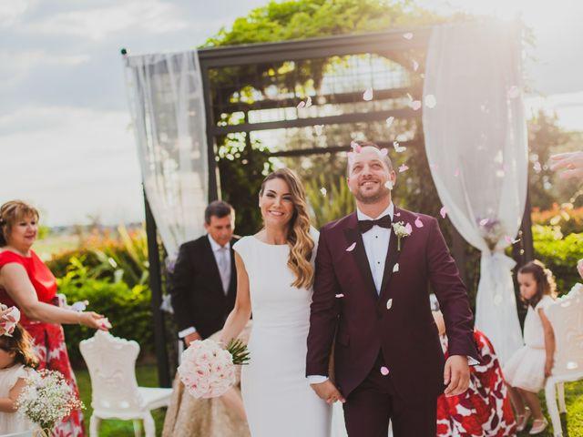 La boda de Javi y Patri en Algete, Madrid 45