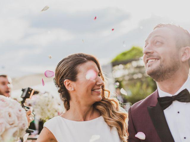 La boda de Javi y Patri en Algete, Madrid 50
