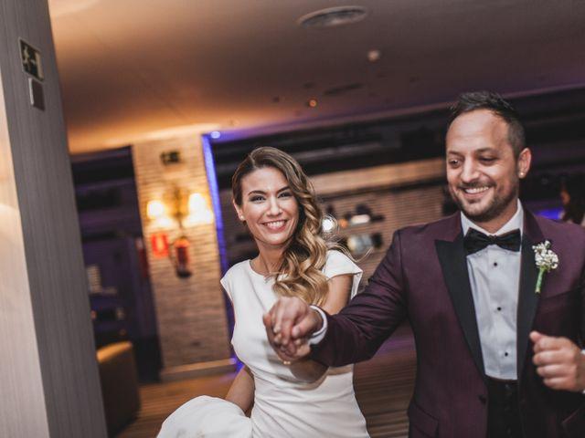 La boda de Javi y Patri en Algete, Madrid 64