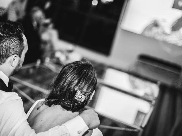 La boda de Javi y Patri en Algete, Madrid 79