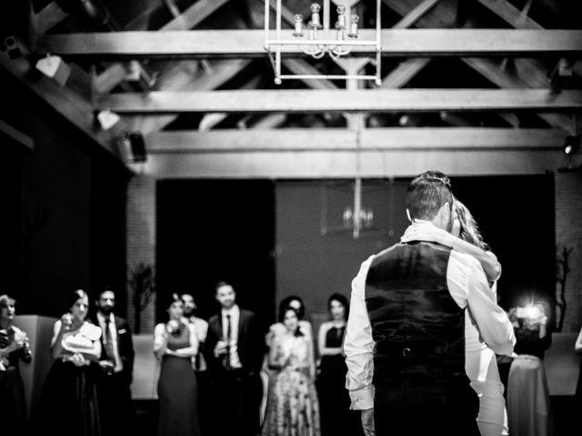 La boda de Javi y Patri en Algete, Madrid 83