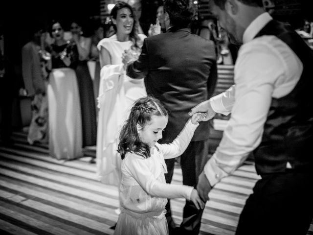 La boda de Javi y Patri en Algete, Madrid 85