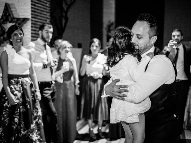 La boda de Javi y Patri en Algete, Madrid 86