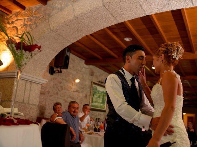 La boda de Ivan y Eva  en Chantada (Casco Urbano), Lugo 1