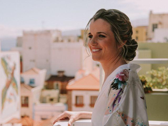 La boda de Fran y Silvia en La Orotava, Santa Cruz de Tenerife 5