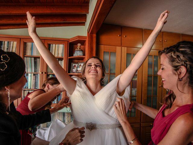 La boda de Fran y Silvia en La Orotava, Santa Cruz de Tenerife 8