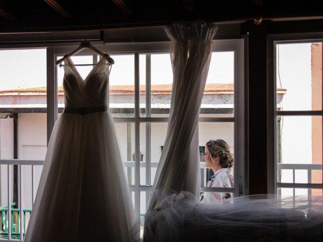 La boda de Fran y Silvia en La Orotava, Santa Cruz de Tenerife 11