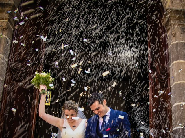 La boda de Fran y Silvia en La Orotava, Santa Cruz de Tenerife 14