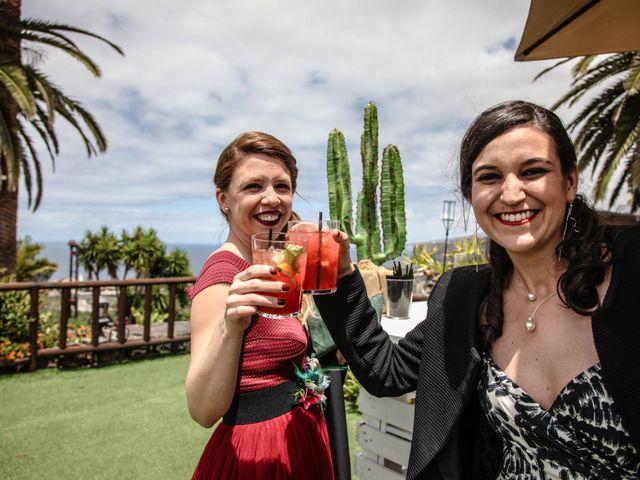 La boda de Fran y Silvia en La Orotava, Santa Cruz de Tenerife 16