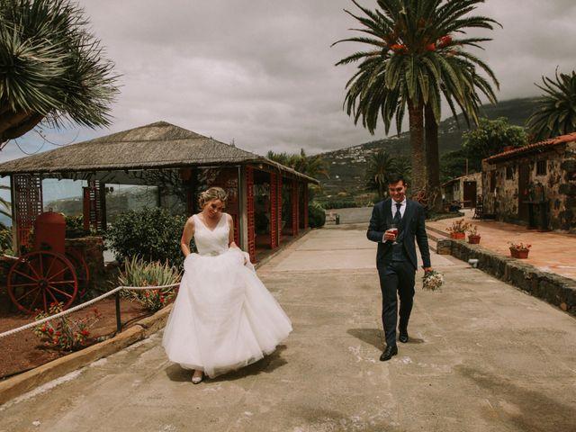 La boda de Fran y Silvia en La Orotava, Santa Cruz de Tenerife 21