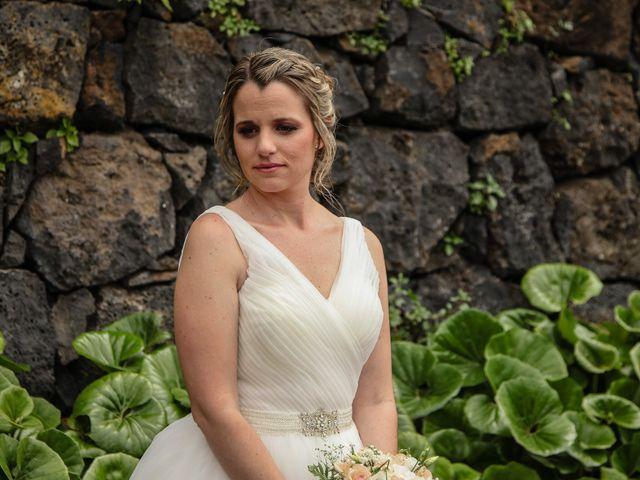 La boda de Fran y Silvia en La Orotava, Santa Cruz de Tenerife 22