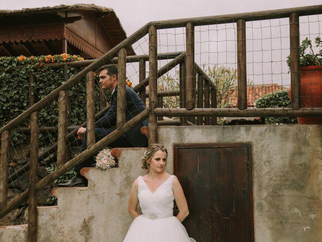 La boda de Fran y Silvia en La Orotava, Santa Cruz de Tenerife 23