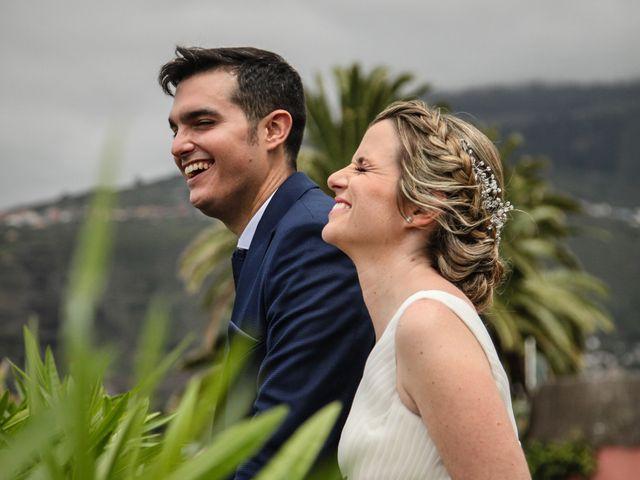 La boda de Fran y Silvia en La Orotava, Santa Cruz de Tenerife 26