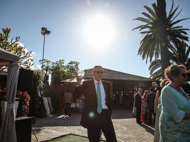 La boda de Fran y Silvia en La Orotava, Santa Cruz de Tenerife 28