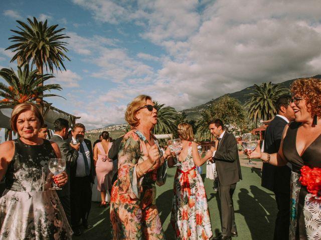 La boda de Fran y Silvia en La Orotava, Santa Cruz de Tenerife 31
