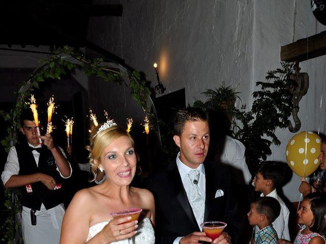 La boda de Pedro y Noelia en Ronda, Málaga 13