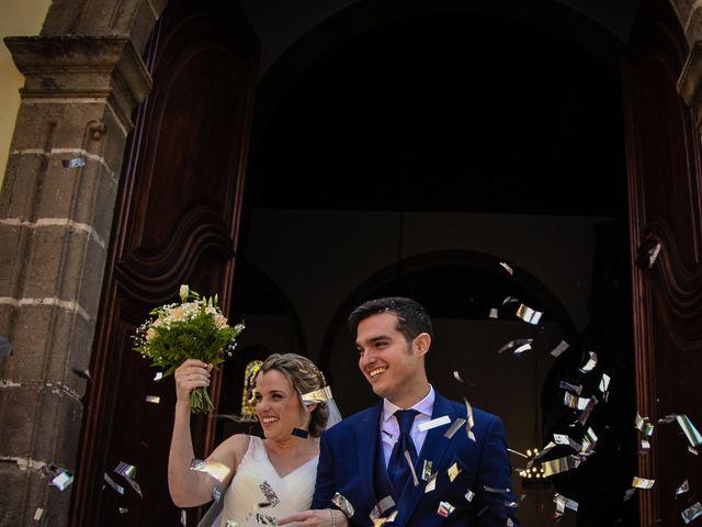 La boda de Fran y Silvia en La Orotava, Santa Cruz de Tenerife 32