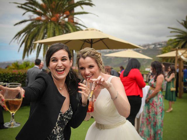 La boda de Fran y Silvia en La Orotava, Santa Cruz de Tenerife 39