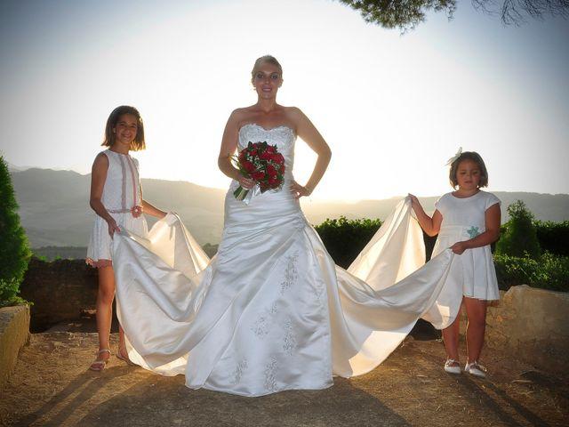 La boda de Pedro y Noelia en Ronda, Málaga 17
