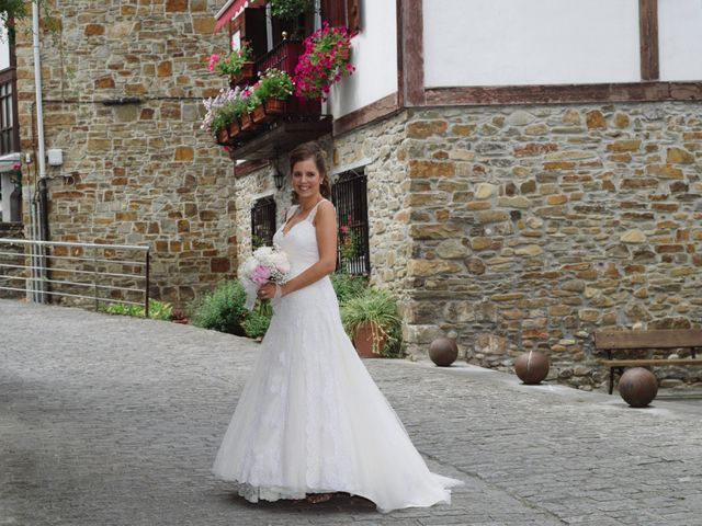 La boda de Julen y Angela en Dima, Vizcaya 6